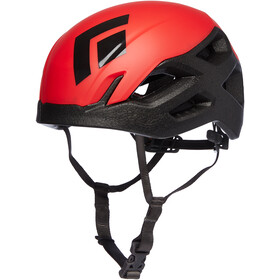 Black Diamond Vision Helmet hyper red
